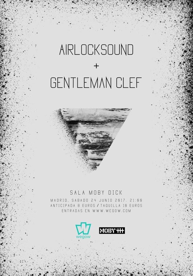 Airlocksound + Gentleman Clef | Moby Club Madrid